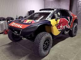 Peugeot Dakar Race Vehicle Spotted In Parker Arizona Parker Live