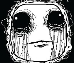 Horror Face Meme - numb face know your meme