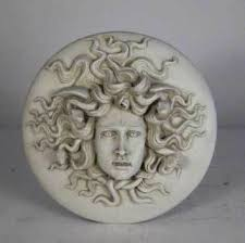 medusa wall plaque 18 elements of home indoor and outdoor