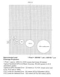 150 meters in feet patent us20050003797 localized cellular awareness and tracking