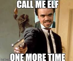Elf Movie Meme - sorry this is late imgflip
