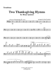 two thanksgiving hymns sheet for piano and more
