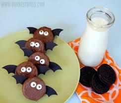 20 easy halloween snacks nutter butter bats and butter