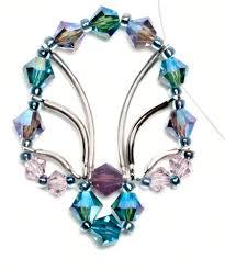 peacock fan peacock fan facet jewelry