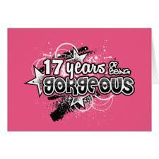17th birthday cards invitations zazzle co uk