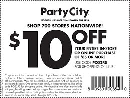 10 off party city coupon october 2012 dani u0027s decadent deals