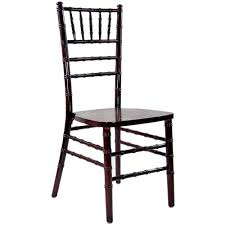 black chiavari chairs mahogany chiavari chair wdchi m