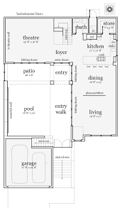 beach house floor plans modern nz pool plan ideas 1 luxihome