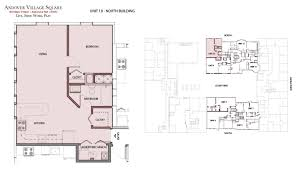 luxury apartment floor plans