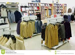 clothes shop men clothes in shop stock photography image 16597472