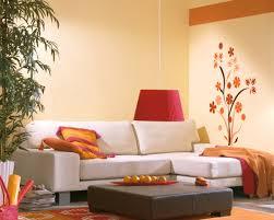Schlafzimmer Farben Orange Wand Streichen 37 Ideen Für Farbige Wandgestaltung Wandfarbe
