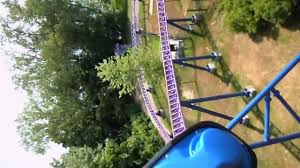 Six Flags Connecticut Superman Ride Six Flags New England Ct Youtube