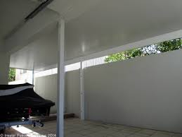 attached carport attached flat carport patio gold coast insular patios u0026 fencing
