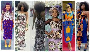 Design Styles 2017 Va Va Voom In These Stylish Must Have 2017 Ankara Styles Wedding