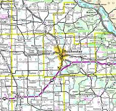 rochester mn map guide to rochester minnesota