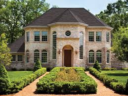brick home designs your home u0027s exterior hgtv