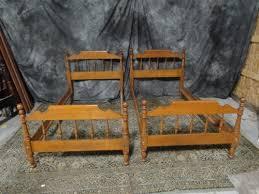 Ethan Allen Bunk Beds Ethan Allen Bed Beds Ebay 16 The Cottager Vintage Frame 14