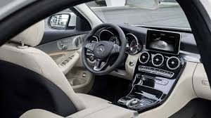mercedes inside 2015 mercedes c class debuts goes upscale inside out