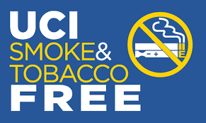 smoke and tobacco free policy task facilities management uci