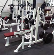 Weightlifting Bench Fortis Equipment Inc