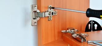 can you replace cabinet hinges how to replace cabinet door hinges doityourself