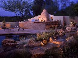 Outdoor Landscape Lights How To Illuminate Your Yard With Landscape Lighting Hgtv