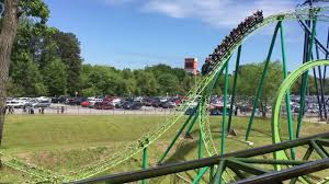 Six Flags Atl Mindbender Off Ride Rare Footage Six Flags Over Georgia