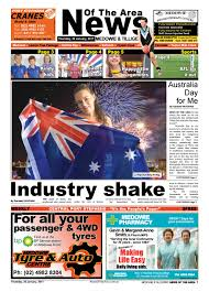 medowie news of the area 26 january 2017 by news of the area issuu