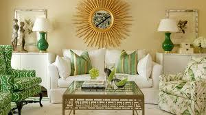 green livingroom 20 refreshing green themed living rooms home design lover