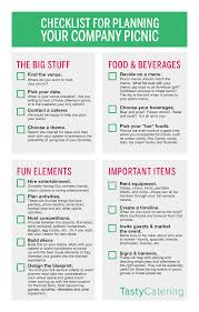 party menu planner template checklist for planning your company picnic tasty catering chicago more articles you might like