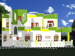 Home Design Digital Magazine Gallery 3d Creation Elevation Designer In Rajkot Gujarat