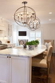 Kitchen Chandelier Lighting Add Character To Your Home Bright Traditional And Kitchens