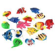 mo practical artificial tropical fish jellyfish for aquarium fish