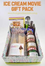 gift baskets for families diy family sundae kit gift idea gift basket ideas and