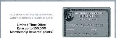 Business Platinum Card Amex 150k Amex Platinum 100k Gold Bonus Expires Tomorrow
