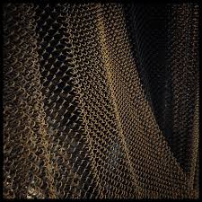 Chain Mail Curtain Chain Mail Guard Lacock A Most Arrange Flickr