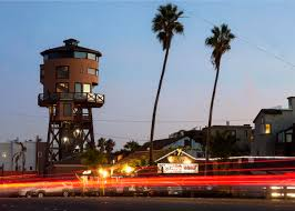 landmark california water tower becomes ultimate beach house rental