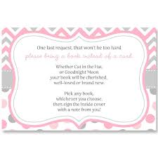 Bring Book Instead Of Card To Baby Shower 29 Best Book Inserts For Baby Showers Images On Pinterest Boy