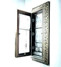jewelry box wall mounted cabinet wall mirrors wall mirror jewelry armoire wall mount jewelry