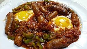 cuisine tunisienne ojja aux merguez et aux œufs cuisine tunisienne harissa com