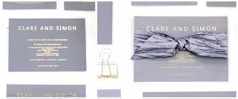 Invitations For Weddings Grey And Gold Luxury Wedding Invitations Party And Events