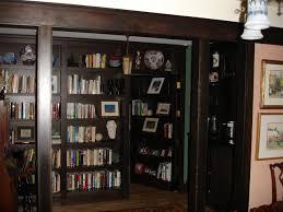 furniture home hiddenbookcasedoor12secret bookcase door