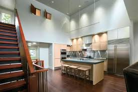 Vaulted Ceiling Kitchen Lighting Vaulted Ceiling Lighting Inspiring Some Vaulted Ceiling Lighting