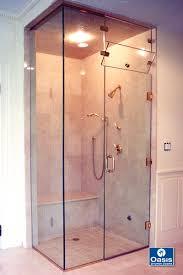 Frameless Steam Shower Doors Frameless Glass Shower Doors Oasis Shower Doors Boston Ma