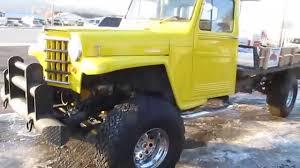 custom willys jeep 1951 custom willys jeep youtube
