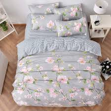 Girls Striped Bedding by Online Buy Wholesale Pink Striped Bedding From China Pink Striped