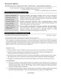 sample resume for inventory manager cover letter logistics resume logistics manager resume sample cover letter graduate resume in logistics s lewesmr exles sle undergraduatelogistics resume large size