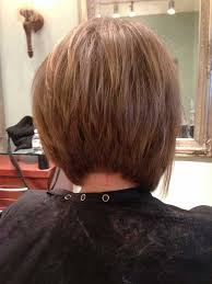 front and back views of chopped hair beautiful short bob hairstyles and haircuts with bangs