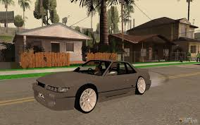 silvia s13 rocket bunny for gta san andreas
