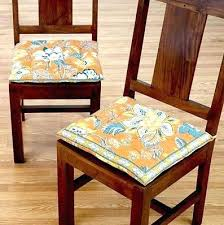 Dining Room Cushions Captivating Dining Room Seat Cushions How To Cover Chair